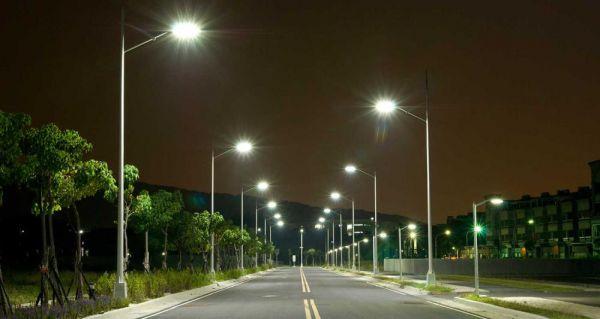 đèn đường led chiếu sáng đa năng