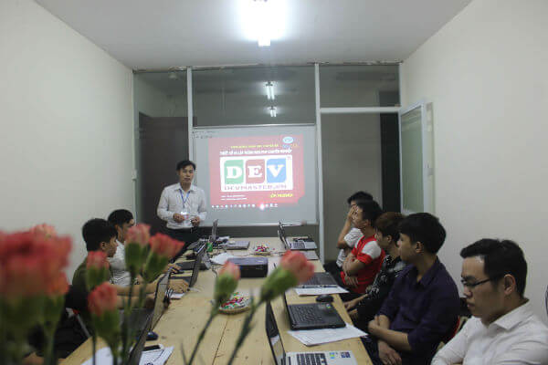 học lập trình PHP ở Hà Nội