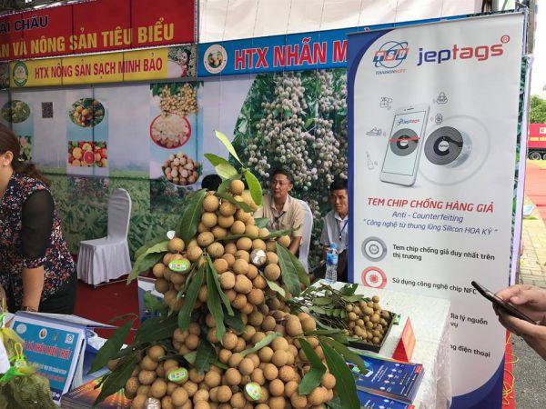 giải pháp chống giả hàng nông sản