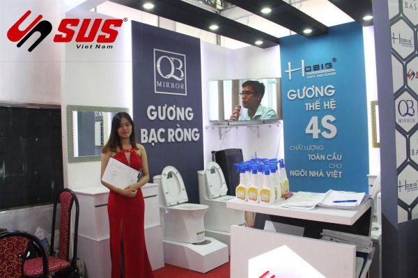 SUS Việt Nam - Khuyến mại đặc biệt tại Vietbuild 2018