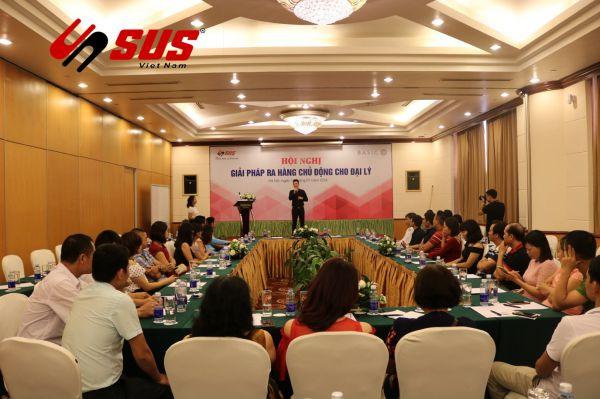 Ông Hà Văn Chung - Giám đốc uỷ quyền Basics tại Việt Nam