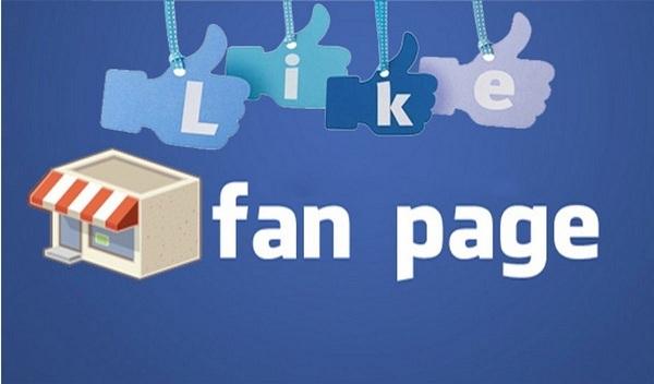 lợi ích fanpage facebook