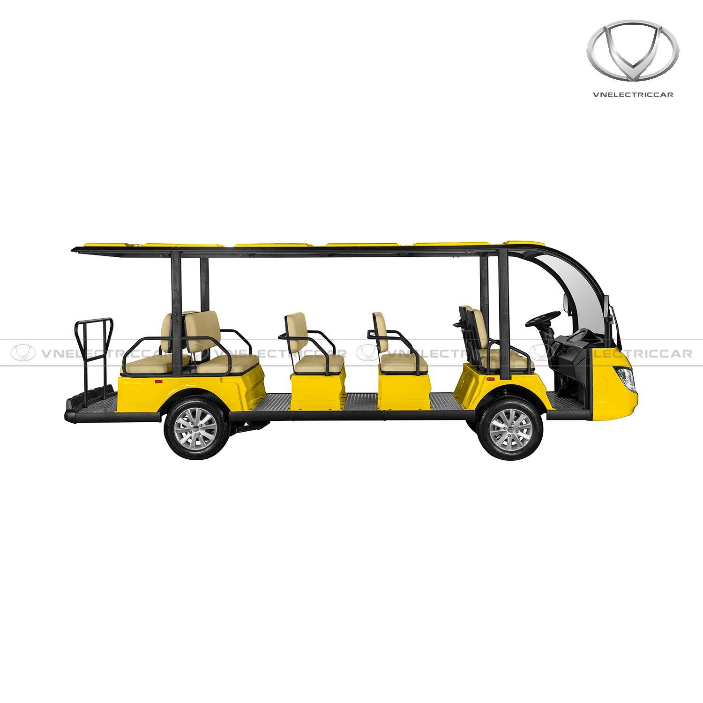 Điểm nổi bật của mẫu xe điện mới được sản xuất bởi công ty Tùng Lâm