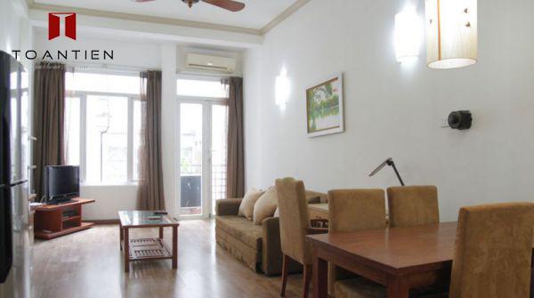 căn hộ cho thuê trung tâm Hà Nội