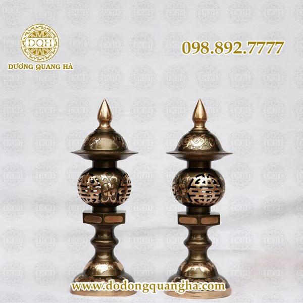 Đèn thờ bằng đồng – địa chỉ nào uy tín, chất lượng cho khách hàng lựa chọn?