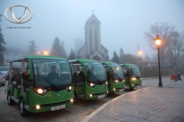 Địa điểm du lịch nào có xe điện phục vụ du khách dịp 30/4 - 1/5?