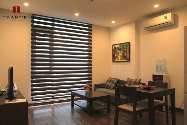 Chiêm ngưỡng sự bình yên khi thức giấc tại căn hộ 12/551 Kim Mã
