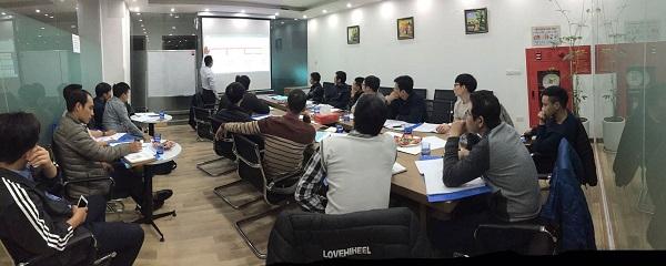 4 yêu cầu hàng đầu khi đào tạo trong lĩnh vực quản trị sản xuất