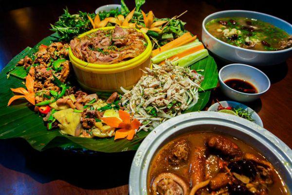 Gìn giữ tinh hoa ẩm thực Việt qua từng món ngon truyền thống