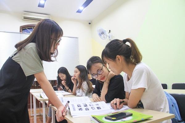 học tiếng Hàn tại DS Center