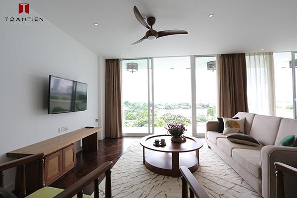 Những nét đẹp riêng của Hà Nội nhìn từ các căn hộ cao cấp