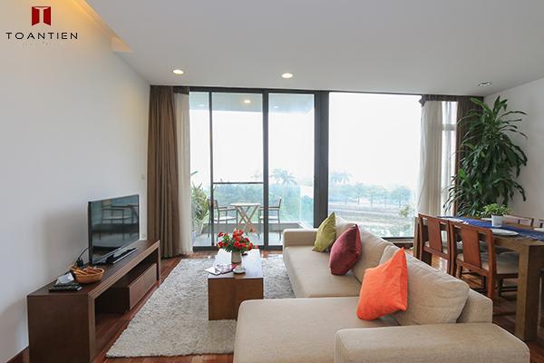 Những nét đẹp riêng của Hà Nội nhìn từ các căn hộ ấn tượng