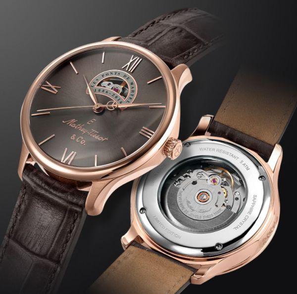 Mathey Tissot – thương hiệu đồng hồ Thụy Sỹ danh tiếng bậc nhất thế giới