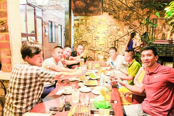 nhà hàng ăn ngon giá rẻ Hà Nội