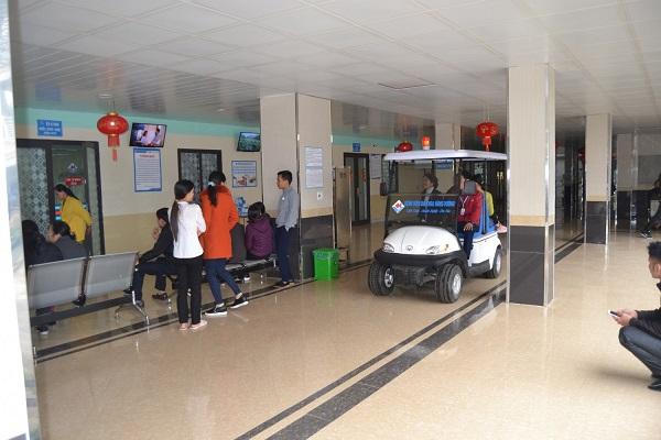Để mua xe ô tô điện bệnh viện chất lượng, đừng bỏ qua những tiêu chí này