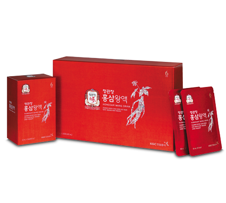 Nước chiết xuất Hồng Sâm KGC Hongsam Wang Drink