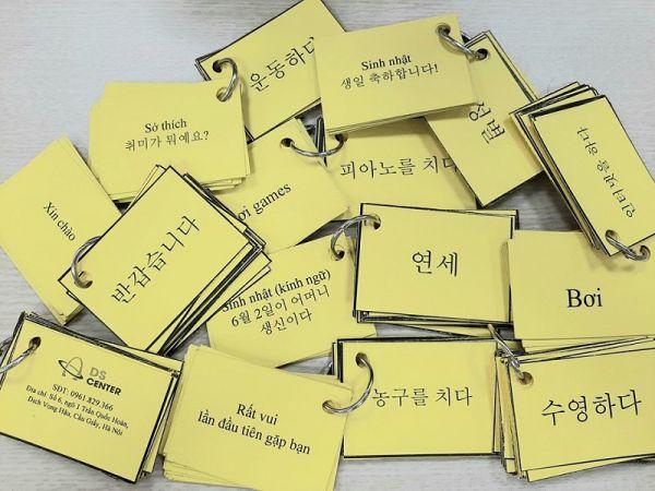 Học tiếng Hàn tại DS Center có gì thú vị?