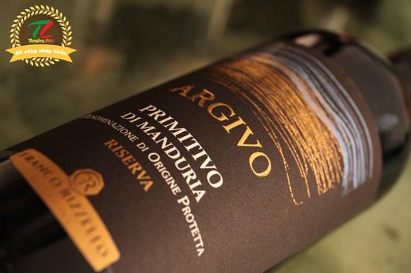 rượu vang Italy