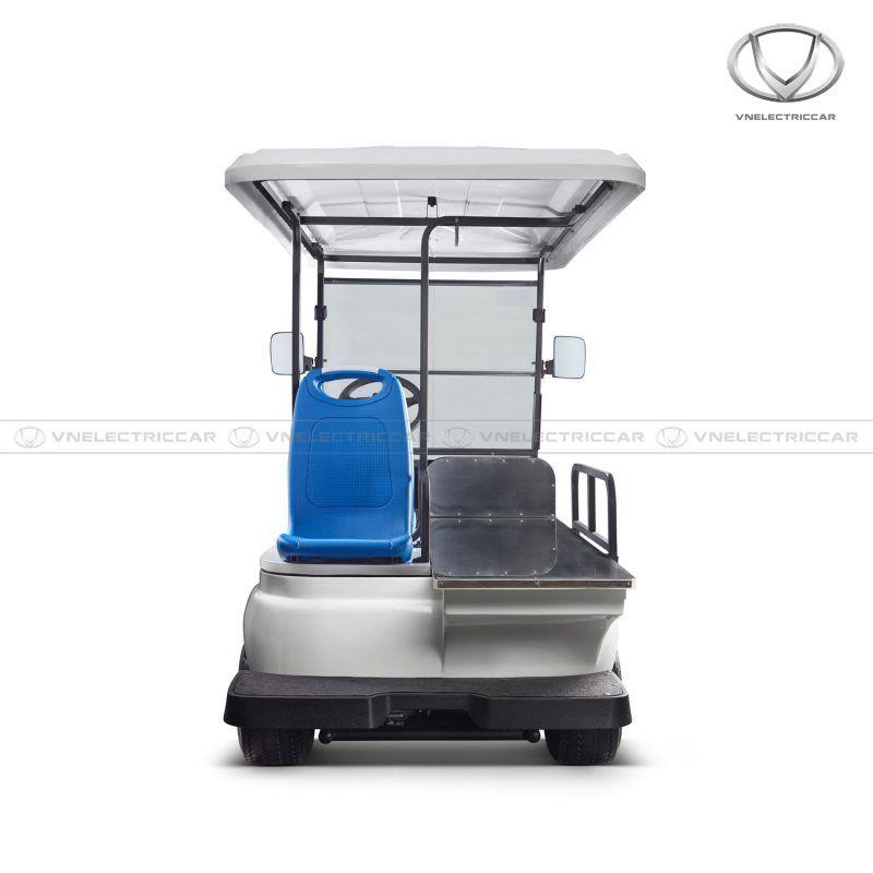 Xe ô tô điện và vai trò quan trọng trong công tác khám chữa bệnh