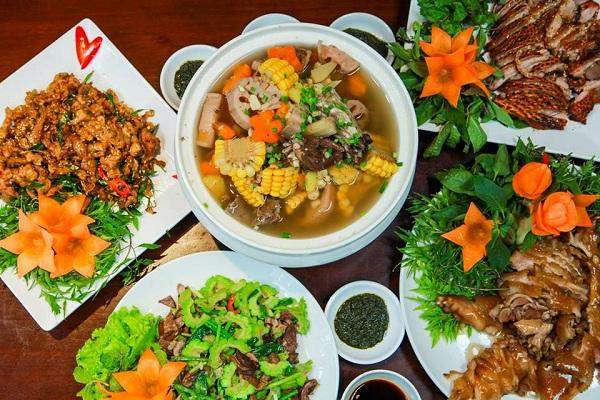 nhà hàng đồ ăn ngon Hà Nội