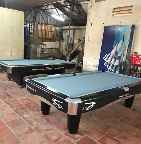 Lắp đặt bàn bi a tại Hà Nội ở đâu vừa đảm bảo chất lượng vừa có giá thành hợp lý?