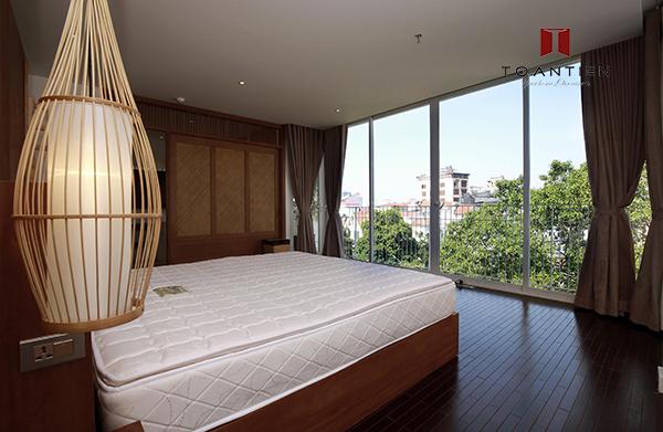 Trải nghiệm căn hộ phong cách châu Âu ấn tượng giữa lòng thủ đô