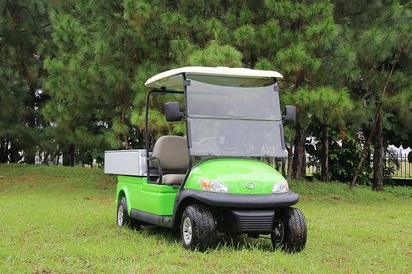 """Xe điện chở hàng: Phương tiện """"xanh"""" cho  đời sống hiện đại"""