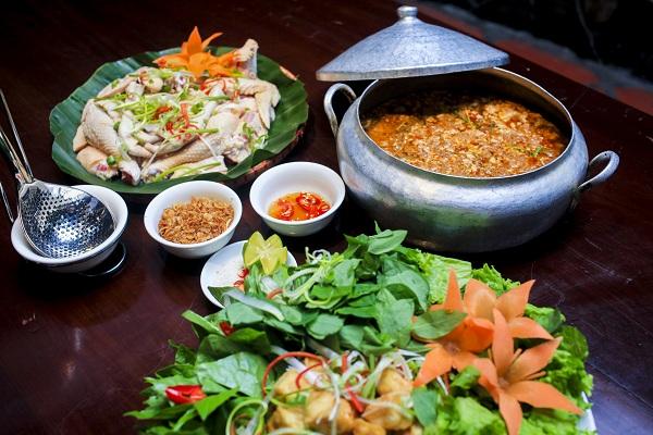 nhà hàng ăn ngon giá rẻ tại Hà Nội