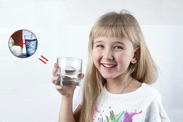 nước súc miệng cho trẻ em