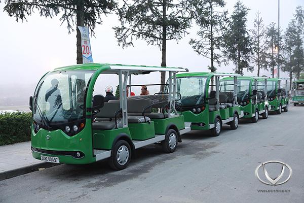 Xe điện Tùng Lâm: Đảm bảo tiến độ sản xuất, bàn giao đúng hạn trong mùa dịch