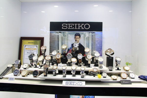 Mua đồng hồ Seiko Long Biên cần chú ý đến những tiêu chí gì?
