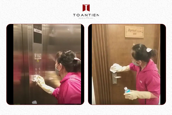 Toan Tien Housing luôn đi đầu trong công tác phòng dịch Covid-19