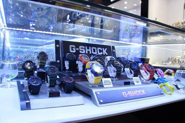 Đồng hồ Casio GA-110-1BDR - Khẳng định sức hút phái mạnh