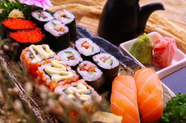 Địa chỉ ăn Sushi Hà Nội giá rẻ, chất lượng không thể bỏ qua