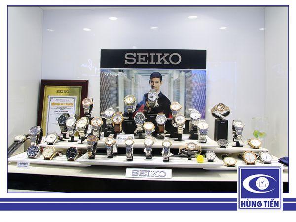 Điều gì khiến đồng hồ Seiko được cả thế giới ưa chuộng?