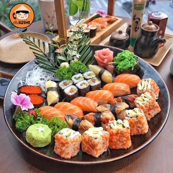 ship sushi