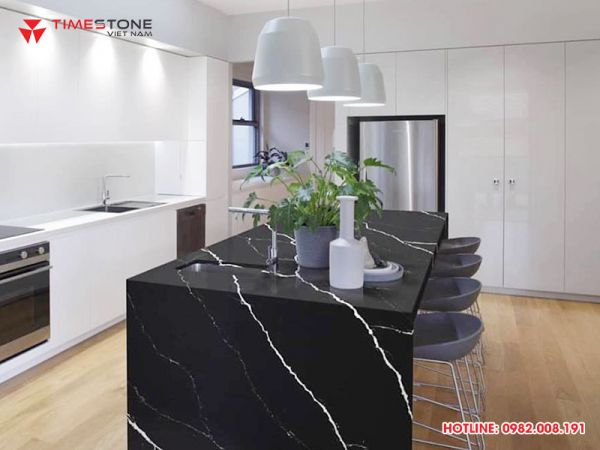 5 mẫu đá bàn bếp hot nhất trong thiết kế nội thất 2020