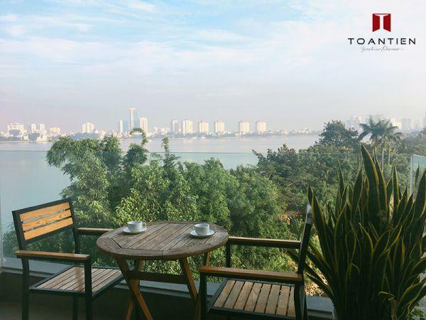 Tận hưởng cuộc sống an lành tại căn hộ xanh của Toan Tien Housing