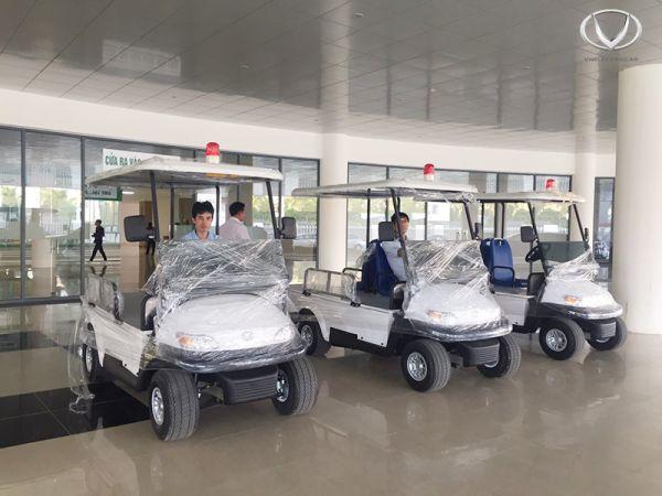 Xe điện thương hiệu Việt VN Electric Car Tùng Lâm - Góp phần xây dựng cuộc sống xanh