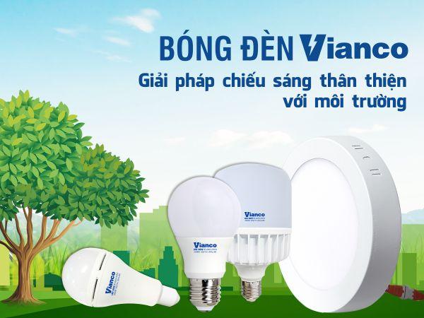 Bóng đèn Việt Nam thân thiện môi trường
