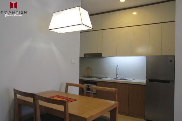 Là một trong những căn hộ được du khách nước ngoài đặc biệt quan tâm tại trung tâm quận Ba Đình - Hà Nội, căn hộ 304 - Square Building của Toàn Tiến Housing đang có chương trình ưu đãi cực hấp dẫn cho khách hàng thuê ngắn hạn.