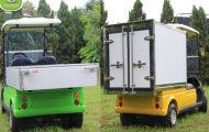 Đặc điểm nổi bật của xe điện chở hàng VNE.CAR CRB Tùng Lâm