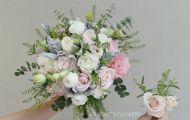 Chiêm ngưỡng những bó hoa cưới cầm tay hot nhất năm 2020