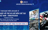 LEKAR Group góp mặt tại Triển lãm quốc tế về Công nghiệp hỗ trợ và Chế biến chế tạo tại Việt Nam - VIMEXPO 2020