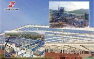 Thép Tân Khánh - Đơn vị đi đầu trong lĩnh vực thép kết cấu tại Việt Nam
