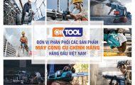 OKTOOL - Nhà phân phối các sản phẩm máy công cụ chính hãng hàng đầu Việt Nam