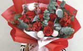 Gợi ý những mẫu hoa đẹp dành tặng người thương trong dịp Giáng sinh 2021