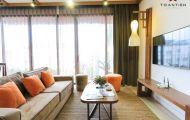 Tận hưởng không gian riêng tư trong căn hộ Toan Tien Housing