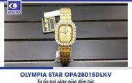 ĐỒNG HỒ OLYMPIA STAR OPA28015DLK-V - Tỏa sáng trước mọi ánh nhìn