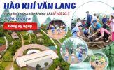 Hào Khí Văn Lang: Chương trình hấp dẫn dịp Nghỉ lễ 10.3